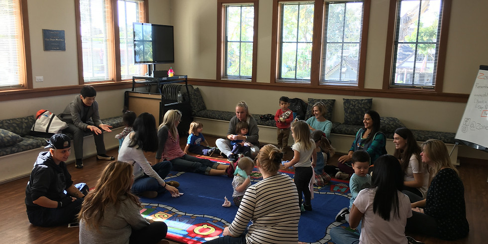 LEARNING TO PLAY 10:30 AM. Del Mar Library. FREE! (6M-4 y/o)