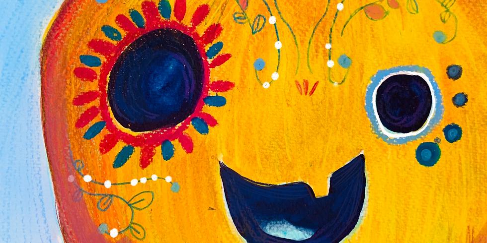 Bilingual KIDS ART AND CULTURE CLASS / CLASE DE ARTE Y CULTURA PARA NIÑOS Bilingue TUESDAY 3:00 pm