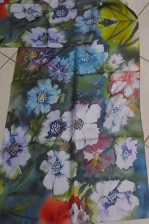 Silk scarf /silkisjal