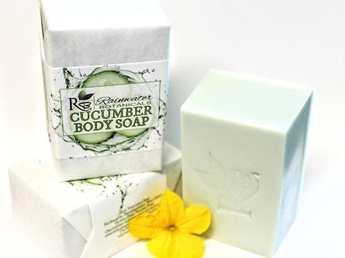 Cucumber Vegan Soap