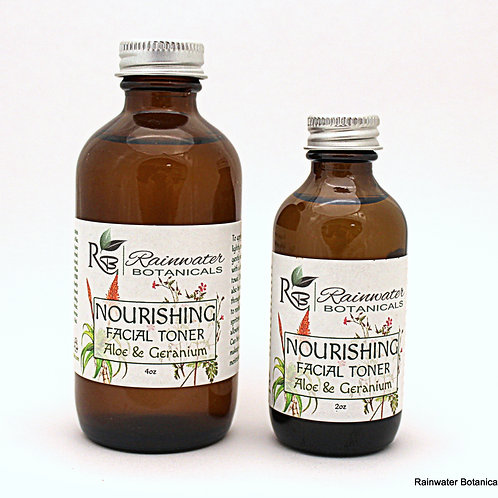 Nourishing Facial Toner