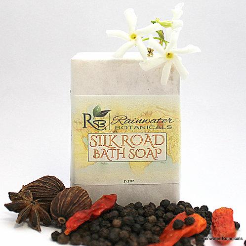 Silk Road Vegan Soap, Palm Free!