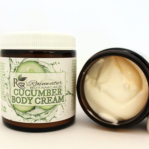 Cucumber Body Cream