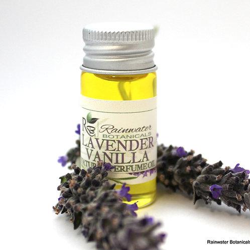 Lavender Vanilla Perfume Oil