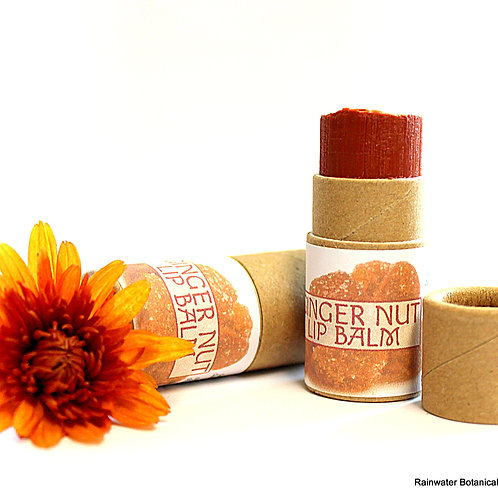 Ginger Nut Tinted Lip Balm
