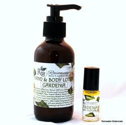 Gardenia Lotion & Perfume