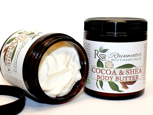 Cocoa & Shea Body Butter