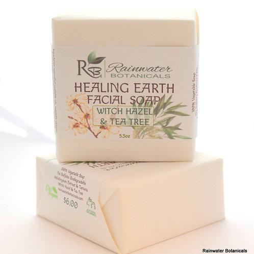 Healing Earth Facial Soap