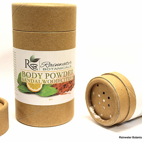 Sandalwood & Citrus Body Powder