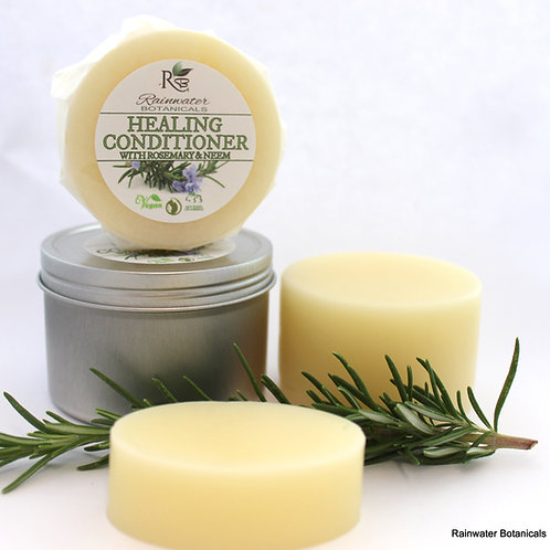 Healing Solid Conditioner Zero Waste
