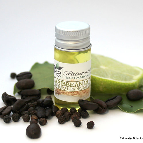 Caribbean Rum natural perfume oil