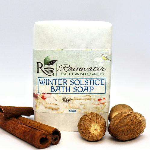 Winter Solstice Vegan Soap