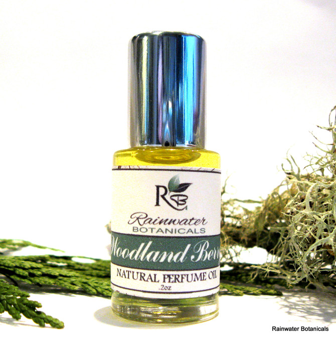 What I Love About Natural Fragrance