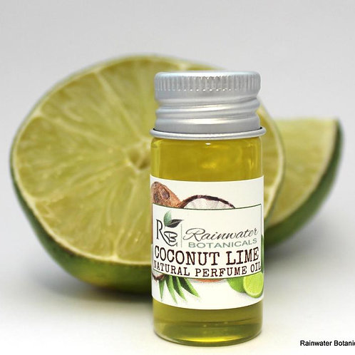Coconut Lime Perfume Oil