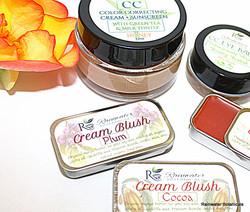 Makeup from Rainwater Botanicals