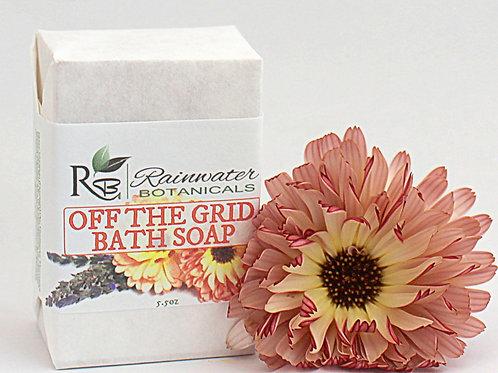 Off The Grid Vegan Soap, Palm Free!