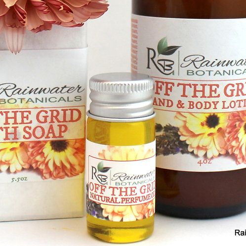 Off The Grid Natural Perfume Oil