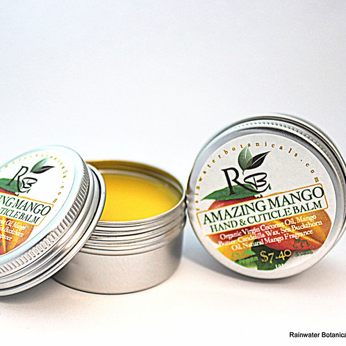 Amazing Mango Hand & Cuticle Balm