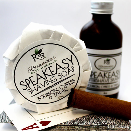 Speak Easy Shaving Soap