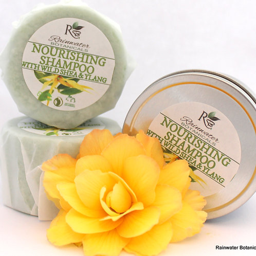 Nourishing Solid Shampoo Zero Waste