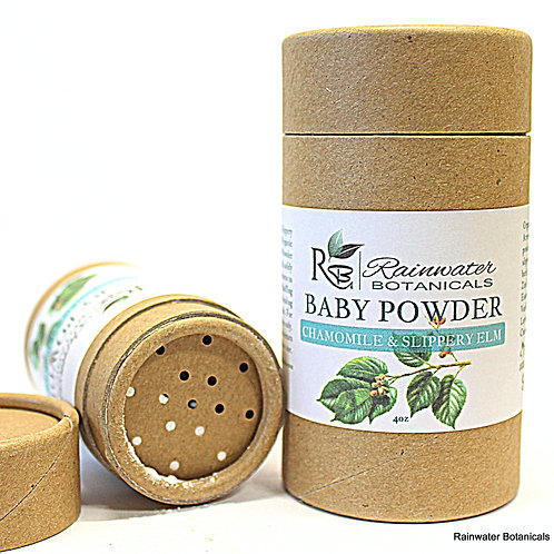 Baby Powder with Slippery Elm & Chamomile