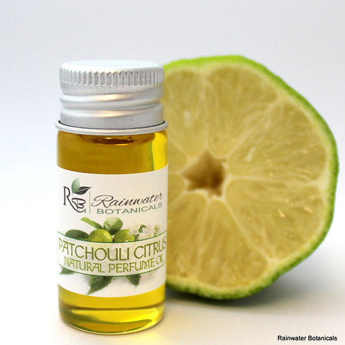Patchouli Citrus Perfume Oil