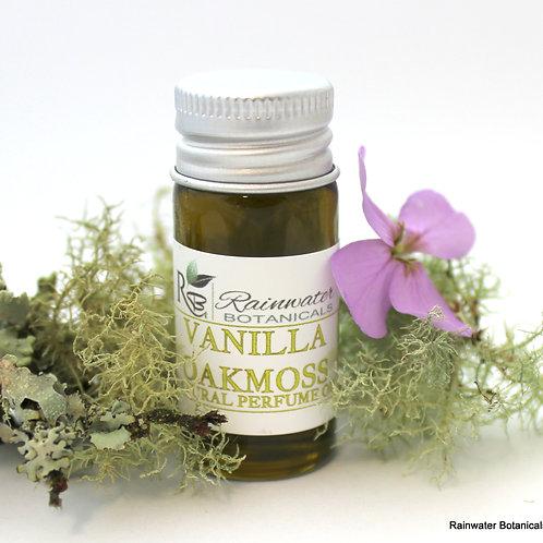 Vanilla Oakmoss Perfume Oil