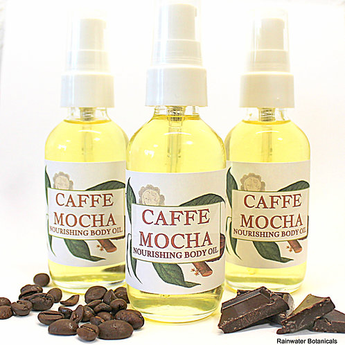 Caffe Mocha Body and Bath Oil