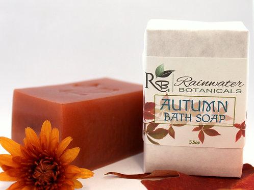 Autumn Soap Vegan Delicious Natural Scent