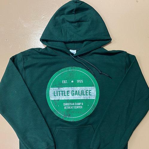 Hoodie Distressed LGCC Logo