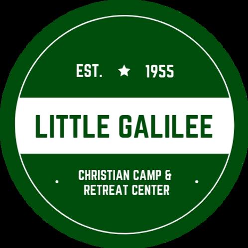 Little Galilee Vinyl Sticker
