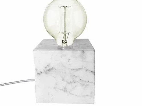 Luminária de mármore Carrara