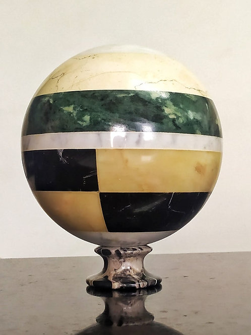 Esfera em Mármore ( diversas cores)