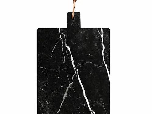 tábua de mármore Nero