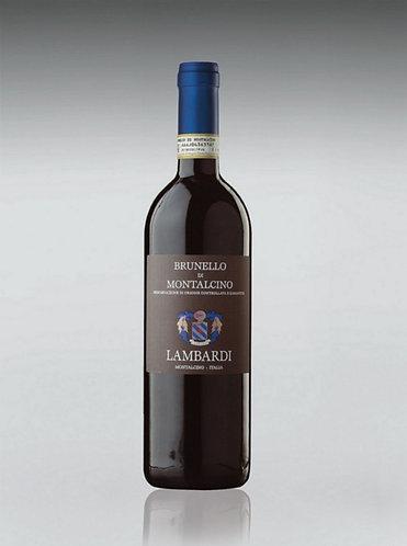 Brunello di Montalcino Canalicchio di Sotto Maurizio Lambardi (2010)