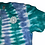 Thumbnail: XL Mandala Classic Tie Dye Shirt
