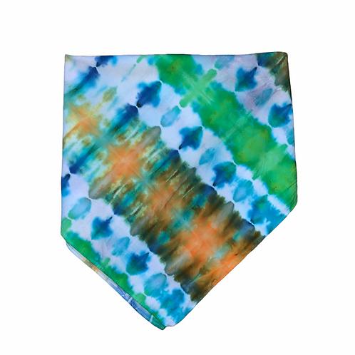 Mini Tapestry Tie Dye Bandana Head Band