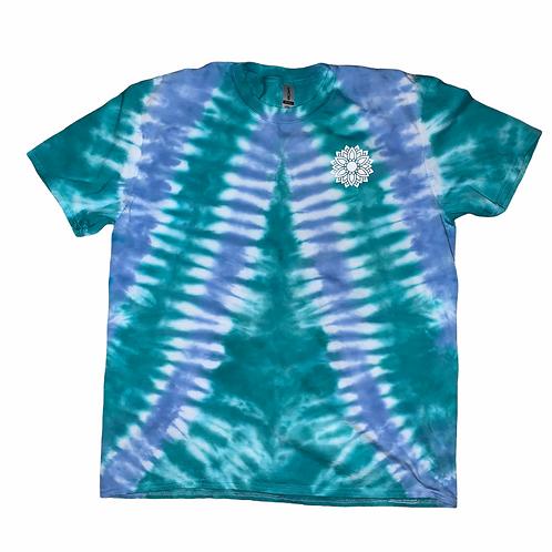 XL Mandala Classic Tie Dye Shirt
