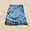 Thumbnail: Aqua Black Tie Dye Sarong