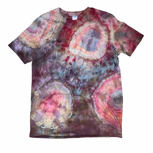 Large Geode Tie Dye Shirt