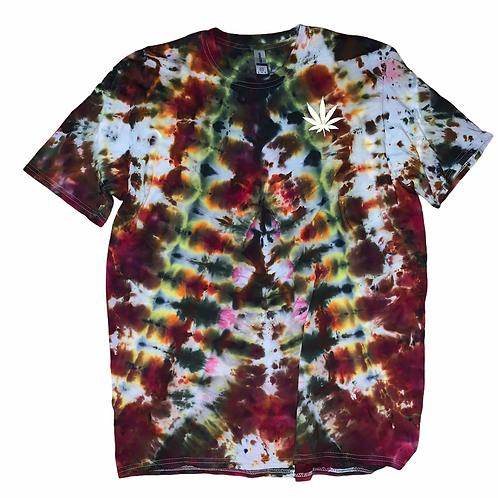 XL Burnout Tie Dye Shirt