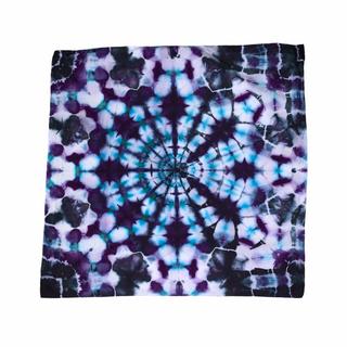Purple Aqua Flower