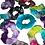 Thumbnail: Tie Dye Scrunchie