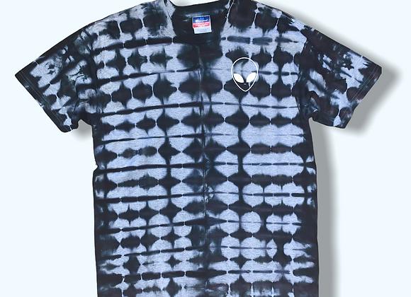 Youth XL Alien Tie Dye Shirt