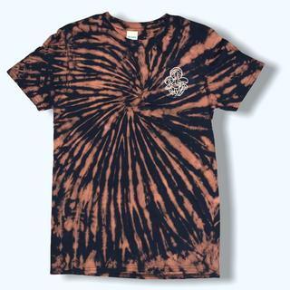 Mushroom - Bleach Dye Spiral