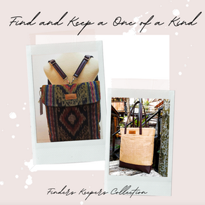 Find and Keep Your One of a Kind Bag