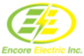 Encore Electric Logo, Electrician, Toronto, Electrician Near Me, Best Electrician, Aluminuom Wiring, Knob and Tube Wiring