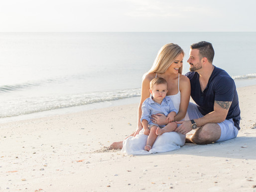 Family, Engagement, and a Little Bit of Mickey Mouse! | Bonita Springs, Florida
