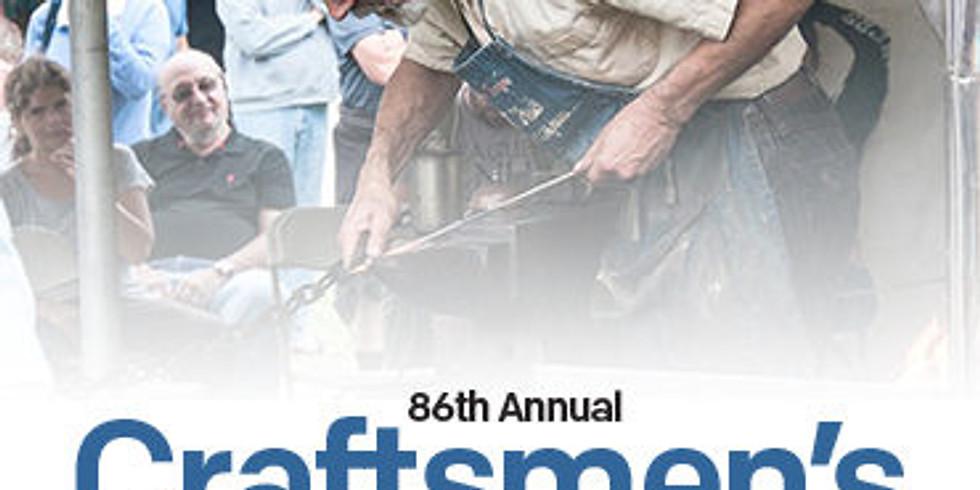 86th Annual Craftsmen's Fair