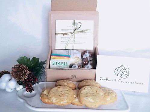 White Chocolate Chip Macadamia Nut Cookie Kit